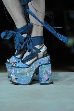 f6f416663d171d Lovely in blue Vivienne Westwood Shoes