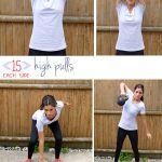 Upper Body Kettlebell Workout