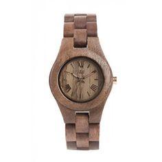 WeWood Criss Nut @ WoodWayShop l #ecofashion #wood #nut #watch