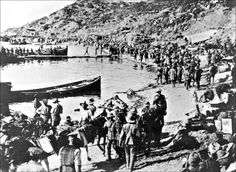 Charles Mewett wrote of a joint French, British and Anzac operation at Cape Hellas about 15 miles from Anzac Cove.