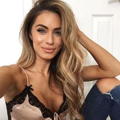 """Blogger &  YouTuber Lydia Elise Millen - """"It's time to get ready for Summer over on my YouTube channel and I have just uploaded my tanning routine so if you have ever wondered how I keep my tan even, streak free and perfect every day with @bondisands Liquid gold then head over to my channel now just search Lydia Elise Millen and my ugly mug will pop up  #faketan #BondiSands #TanningRoutine #AD  """""""