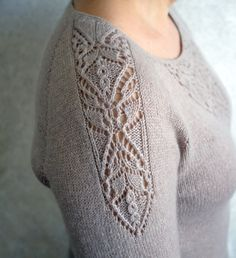 Ravelry: Project Gallery for Corlyna Cardigan pattern by Belinda Boaden Gilet Crochet, Knit Or Crochet, Lace Knitting, Knitting Stitches, Knitting Designs, Knitting Projects, Knitting Patterns, Crochet Patterns, How To Purl Knit