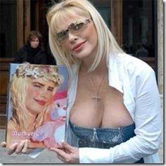RS Notícias: Cicciolina, atriz pornô italiana