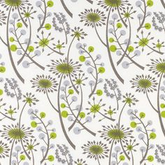 Hedgerow by Angie Lewin is a 3 colour design screen printed in the UK onto a heavyweight oyster linen union (St Jude) Lucienne Day, Textile Design, Fabric Design, Print Design, Michael Miller, Cloud 9, Angie Lewin, Aime Comme Marie, Made To Measure Curtains