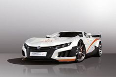Applus Idiada Volar-E 1000 hp electric super car