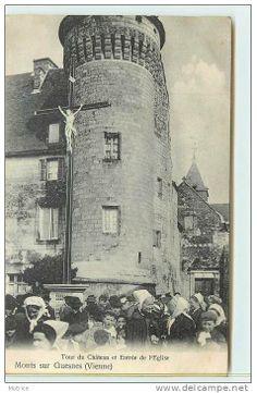 Cartes Postales > Europe > France > [86] Vienne > Monts sur Guesnes - Delcampe.net