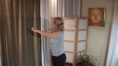 Egyptische Zonnegroet   App Meditatie en Ontspanning   Sandrasana Ladder Decor, Divider, Apps, Room, Furniture, Home Decor, Bedroom, Decoration Home, Room Decor