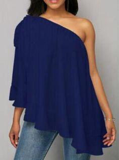 Trendy Tops For Women, Blouses For Women, Stylish Tops, Red Blouses, Shirt Blouses, Chiffon Blouses, Formal Blouses, Fashion Blouses, Sleeveless Blouse