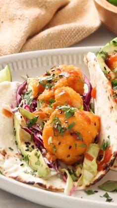 Vegetarian Dishes Healthy, Veggie Recipes Healthy, Vegetarian Recipes Videos, Vegan Dinner Recipes, Vegan Dishes, Whole Food Recipes, Healthy Eating, Cooking Recipes, Vegan Dinner Party
