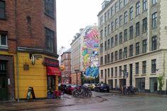 Norrebro Copenhagen Street Art
