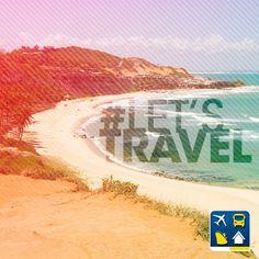 Vamos viajar para curtir o verão de baladas internacionais e praias inesquecíveis lá em Pipa, Rio Grande do Norte!