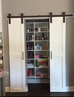 All sliding barn doors are custom made to YOUR dimensions. We do not keep any size doors in stock. All you do is provide us with the dimensions of