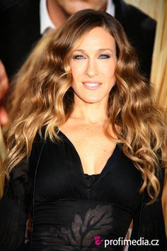sarah jessica parker hair color