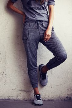Easy as you go. A comfy, relaxed look for wherever the day takes you.