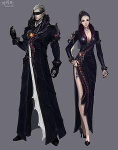 Aion 3.5: Tiamat Guard Set - The Art of Aion Online: