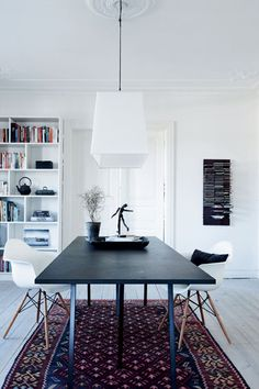Gorgeous home in Denmark, north of Copenhagen of Louise Wichmanns