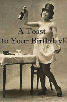mias first birthday Happy Birthday 23, Birthday Toast, Happy Birthday Vintage, Happy Birthday Pictures, Happy Birthday Messages, Happy Birthday Greetings, Birthday Love, It's Your Birthday, Birthday Quotes