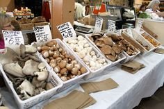 The St. Lawrence Market North Farmers' Market in Toronto carries everything a foodie could want.