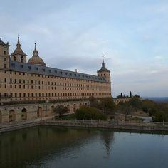 Real Monasterio de San Lorenzo  de El Escoaril - Espanha