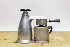 1950s Vintage Vesuviana Brevettata Espresso Machine by Aulapinnoir