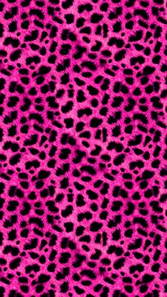 PINK LEOPARD, IPHONE WALLPAPER BACKGROUND