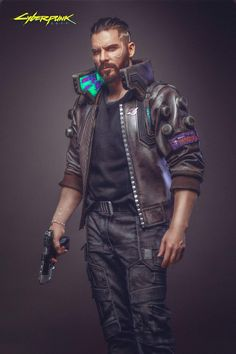 I recently sat down with CD PROJEKT Red's John Mamais to talk about the studio's highly-anticipated Cyberpunk 2077 video game which is due out later this year on Xbox One, PC, and We talked ab… Cyberpunk 2077, Cyberpunk Mode, Cyberpunk Kunst, Cyberpunk Aesthetic, Cyberpunk Fashion, Steampunk Fashion, Gothic Fashion, Anime Sexy, Science Fiction
