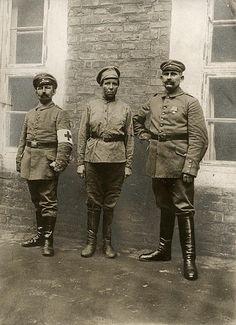 Eerste Wereldoorlog, vrouwelijke soldaat