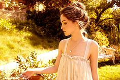 love the updo!