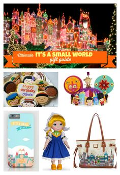 Check out this awesome Disney it's a small world gift guide plus SOLD OUT singing Holland doll giveaway!