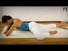 ▶ Yoga Rücken: Entspannung für den unteren Rücken - YouTube