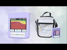 Comment utiliser l'Audiomètre AUDIOSCHOOL Echodia ? Cookies Et Biscuits, Lunch Box, Medical, Medicine, Bento Box, Med School, Active Ingredient