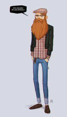 Hipster ✤ || CHARACTER DESIGN REFERENCES | キャラクターデザイン | çizgi film • Find more at https://www.facebook.com/CharacterDesignReferences & http://www.pinterest.com/characterdesigh if you're looking for: #grinisti #komiks #banda #desenhada #komik #nakakatawa #dessin #anime #komisch #manga #bande #dessinee #BD #historieta #sketch #strip #cartoni #animati #comic #komikus #komikss #cartoon || ✤