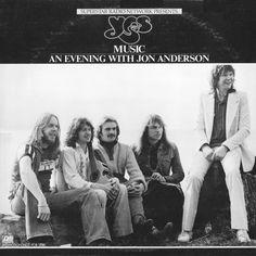 Yes - An Evening With Jon Anderson Jon Davison, Trevor Horn, Bill Bruford, Yes Music, Chris Squire, Alan White, Steve Howe, Rick Wakeman, Superstar