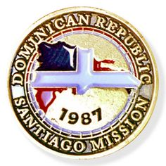 Called To Serve Lapel Pin. Lds MissionDominican RepublicLapel ...