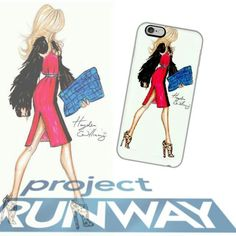Project Runway / Fashion Phone Case.