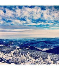 Beautiful Winter Scenes: Killington, Vermont This picture takes my breath away.