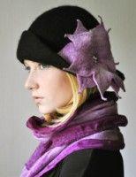 Gallery.ru / Фото #57 - Мои работы. Шляпы. - Shellen
