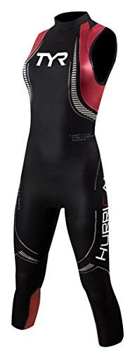 TYR Sport Womens Category 5 Hurricane Sleeveless Wetsuit Small ** To view further for this item, visit the image link.Note:It is affiliate link to Amazon.
