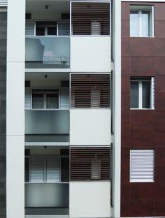 Residenza plurifamiliare ad alta efficienza energetica