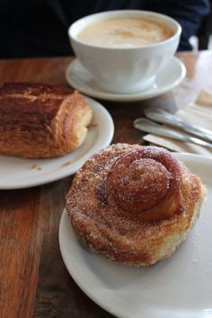 """Morning bun"" at San Francisco's Tartine Bakery"