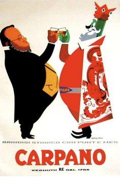 Compie 230 anni la Carpano, storica azienda torinese fondata nel 1786, che inventò il Vermouth e che è entrata nell'immaginario novecentesco