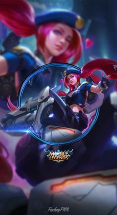 Wallpaper HD Cyclops Mobile Legendsis free HD Wallpaper Thanks for you visiting Wallpaper Phone Layla S.R Breacher by FachriFHR Mobil. League Of Legends Characters, Lol League Of Legends, Miya Mobile Legends, Alucard Mobile Legends, Moba Legends, Mobile Legend Wallpaper, Wallpaper Art, Legend Images, The Legend Of Heroes