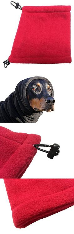 Clothing and Shoes 177796: Euro Dog Designs Fleece Snood Size:S14inch/35Cm Color:Red -> BUY IT NOW ONLY: $30.3 on eBay!