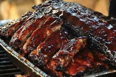 Deberrys Prize Winning BBQ Ribs  the secret to tenderness in your kitchen or on the grill!