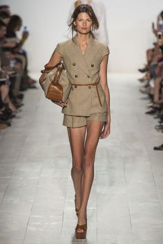 Michael Kors Spring 2014 (NY Fashion Week 09/2013)