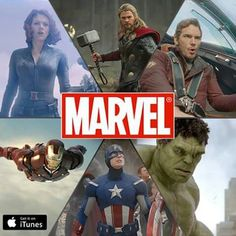 Marvel! <3