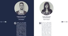 The Mealings featured in 10 Best Portfolio Websites of May    #portfolio #webdesign  http://www.obeymagazine.com/10-best-portfolio-websites-may/