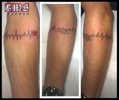 CMS Tattoo 2017 (Bruno) Aquela homenagem para a esposa que o Bruno fez nesta sexta-feira 29/12 para garantir mais 15 anos de casamento 👏. CMS Tattoo Arte que Marca. 📲 WhatsApp (11) 95798-4377 (TIM) Cícero Martins http://cmstattoo.wixsite.com/cmstattoo #cmstattoo #tattoo #tatuagemmasculina #tattoobatimentos #tatuagembatimentos #finelinetattoo #saocaetanodosul #sãocaetanodosul #minimalisttattoo #tattoominimalist #tatuagem