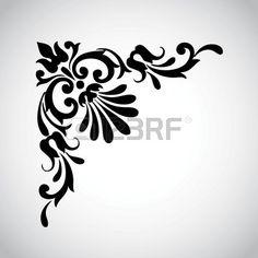 6345317-decorative-vintage-design-element