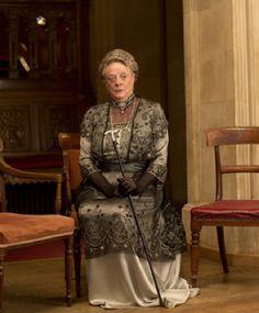 'Downton Abbey' Season 5 Cast Announcement Answers the Most Important Question Lady Violet